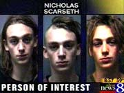 Past Arrest photos: Nicholas Scarseth
