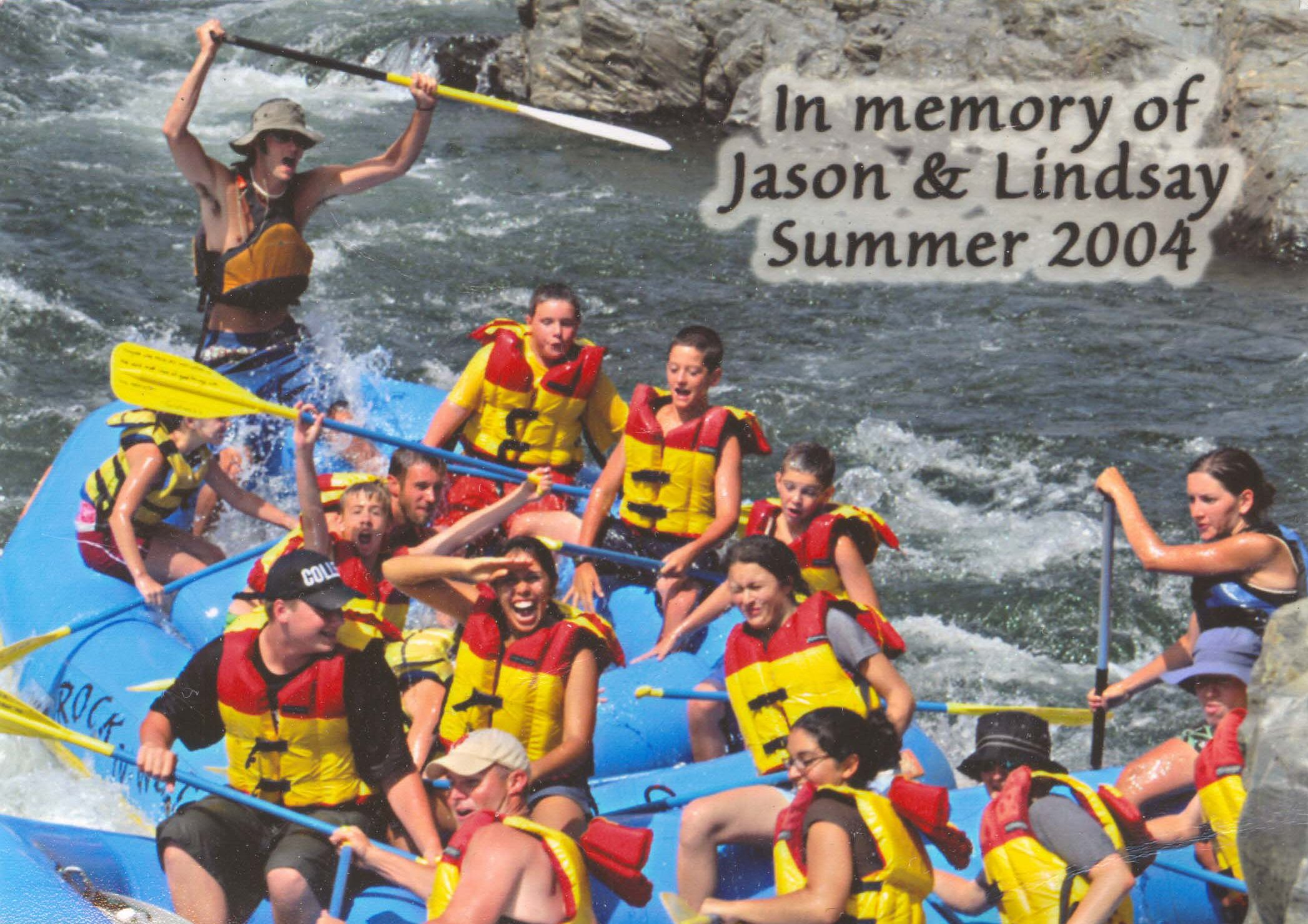 Tribute to Jason & Lindsay